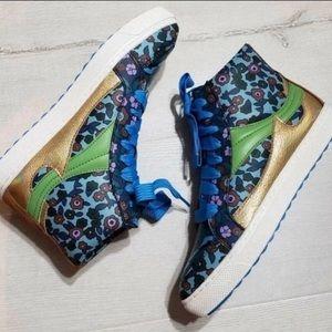 Coach high top sneakers rare